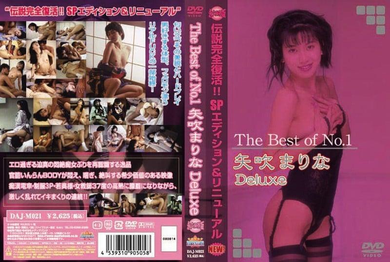 DAJ-M021 The Best of No.1 Marina Yabuki Deluxe
